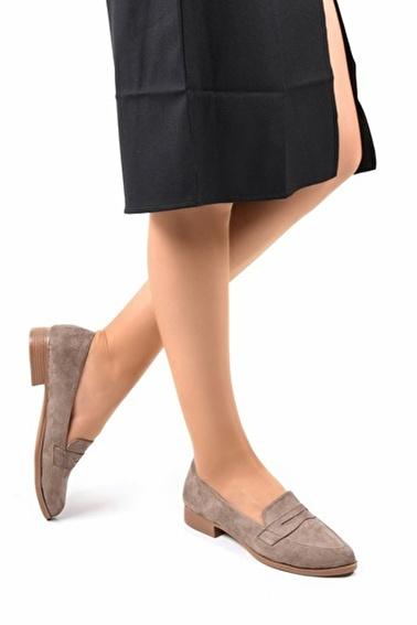 Sapin Ayakkabı Vizon